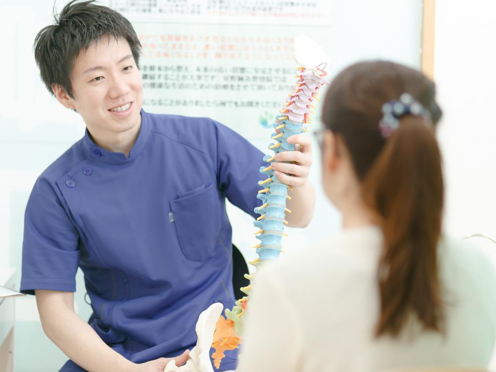 星野BodyCare鍼灸整骨院の写真2